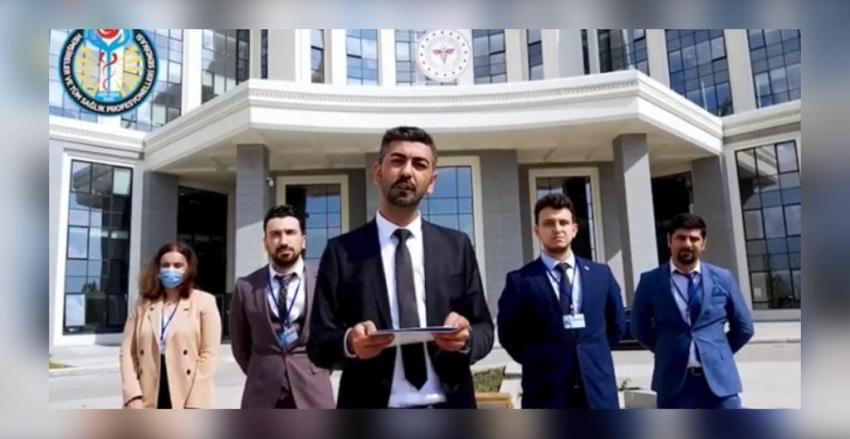 HEP-SEN Sağlık Bakanlığı Görüşmesi Sayın Yasin Aldemir'in Açıklaması