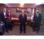 Hep-Sen olarak, Türkiye Büyük Millet Meclisi Sağlık, Aile, Çalışma ve Sosyal İşler Komisyonu Başkanı, Sayın Prof. Dr. Recep Akdağ'ı ziyaret ettik. Misafirperverliğinden dolayı Sayın Prof. Dr. Recep Akdağ'a teşekkür ederiz.