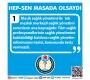 HEP-SEN MASADA OLSAYDI...